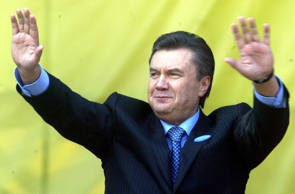 В.янукович где сейчас находится