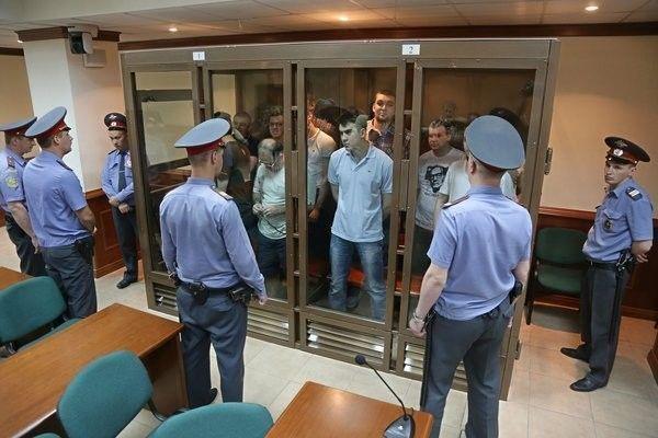 Трое фигурантов «болотного дела» попали под амнистию
