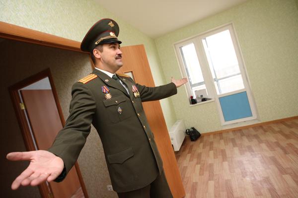 Минобороны: на предоставление военнослужащим жилищной субсидии выделено 33,8 млрд рублей