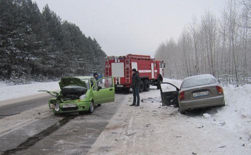 На трассе Челны – Менделеевск в аварии погибла женщина