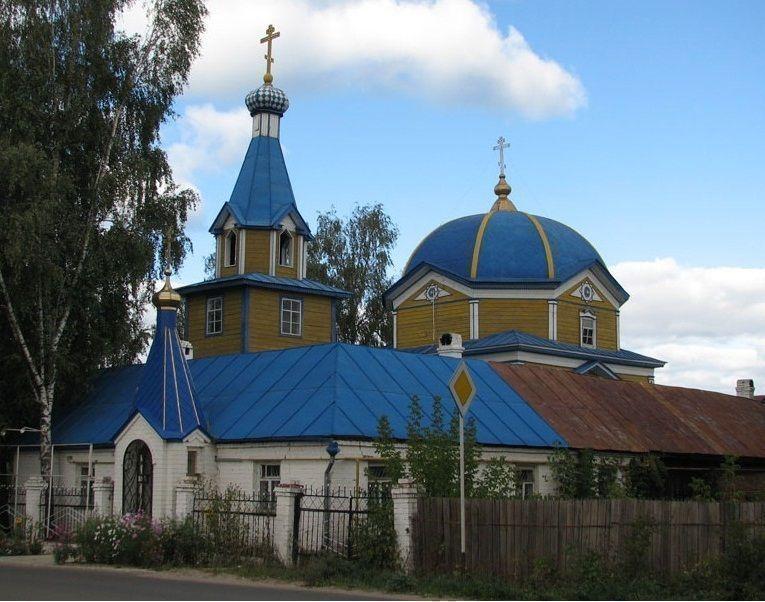 Из церкви в Зеленодольске похитили икону «Трёх святых»
