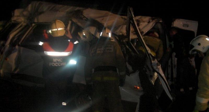 Водитель автобуса, попавший в аварию под Альметьевском, лишался прав за вождение в нетрезвом виде