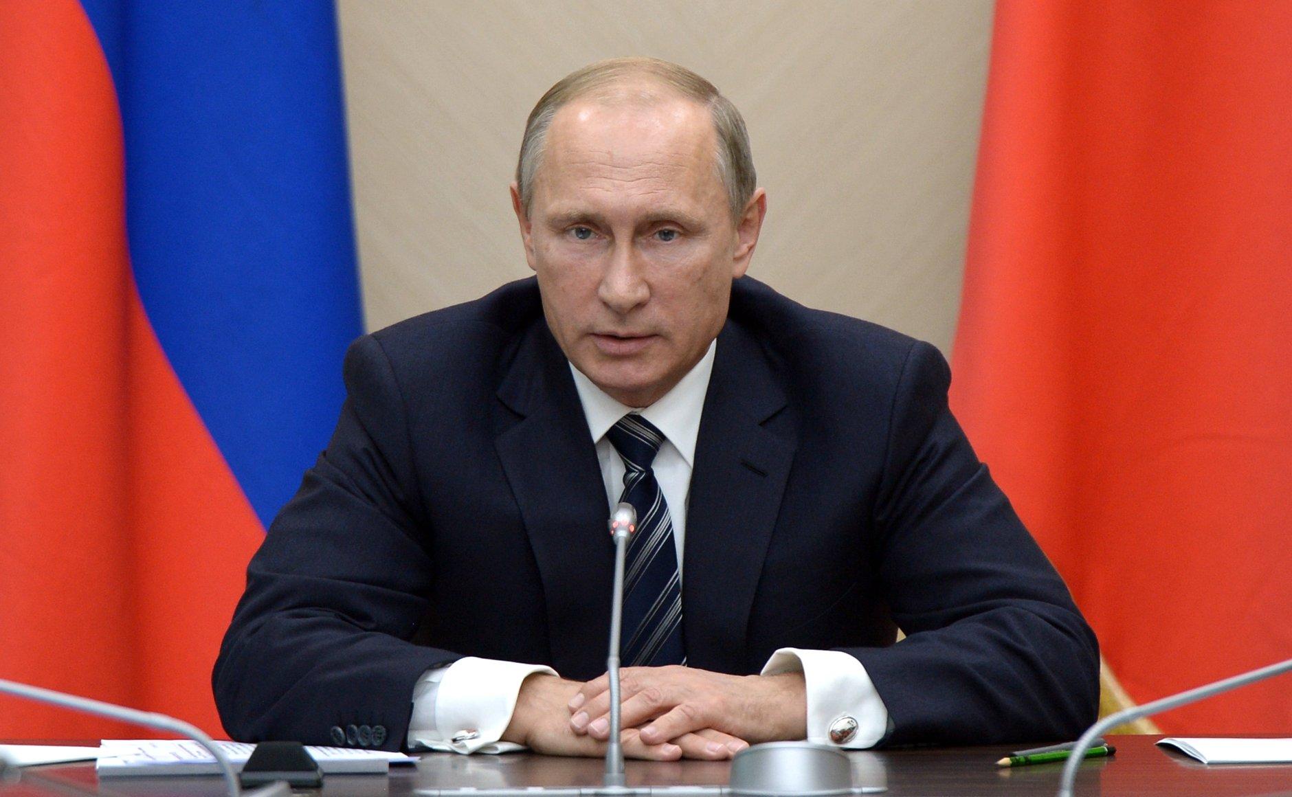 Путин: «Исламское государство» объявило Россию своим врагом