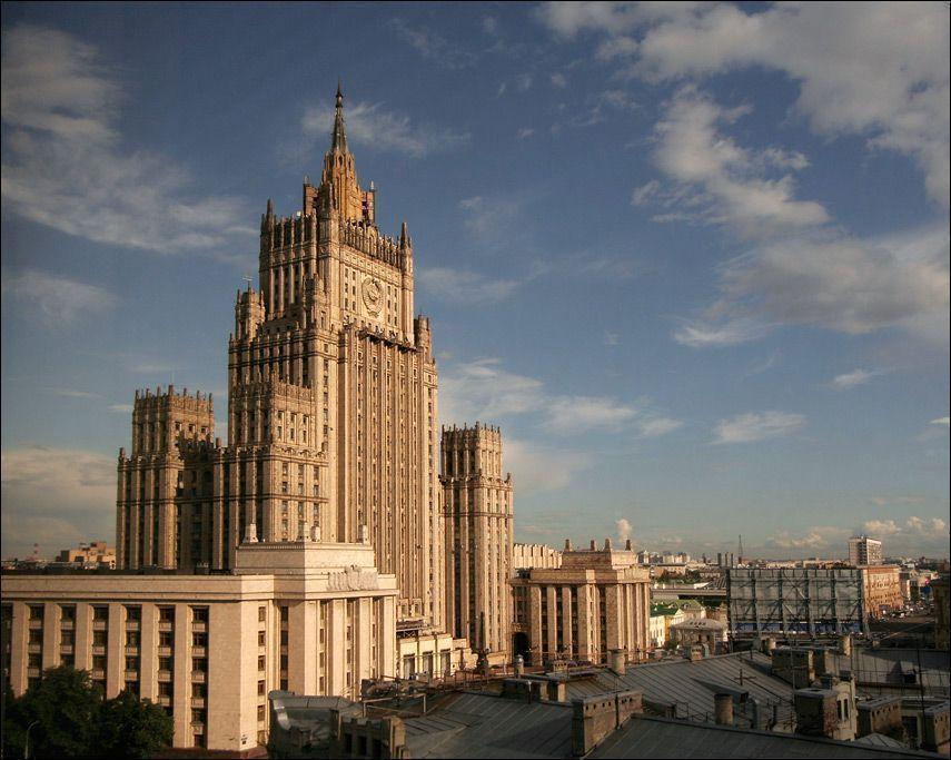 МИД РФ: слова генсека НАТО о российской гуманитарной колонне очередная ложь