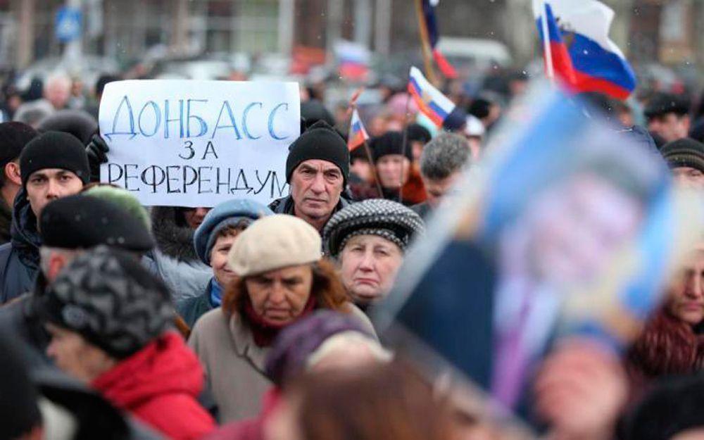 Донецк и Луганск не намерены переносить референдумы о статусе регионов