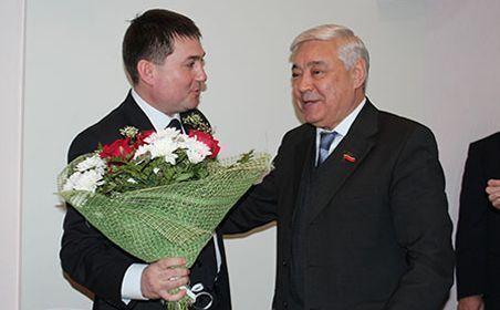 Сегодня назначен новый глава Нурлатского района