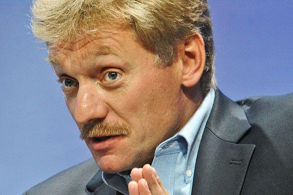 Пресс-секретарь Владимира Путина заявил, что на фоне событий вокруг Украины растет рейтинг президента