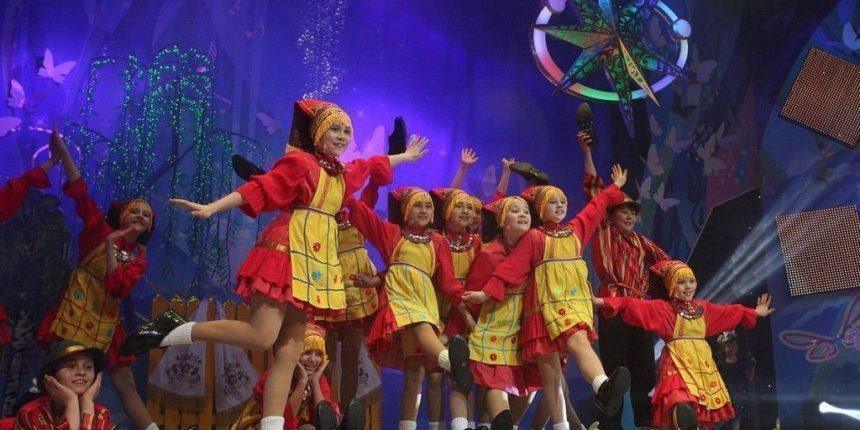 Итоговый концерт фестиваля эстрадного искусства «Созвездие-Йолдызлык»
