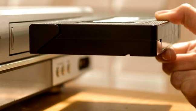 ВЯпонии будет выпущен последний видеомагнитофон VHS
