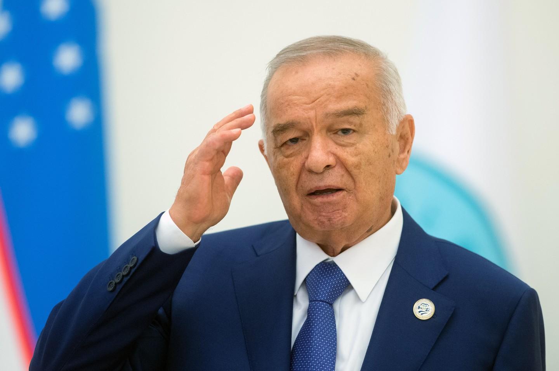 Президент Узбекистана Ислам Каримов попал в клинику