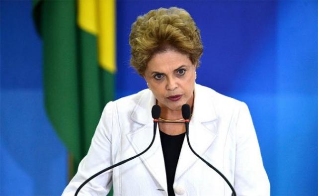 Дилма Русеф больше непрезидент Бразилии