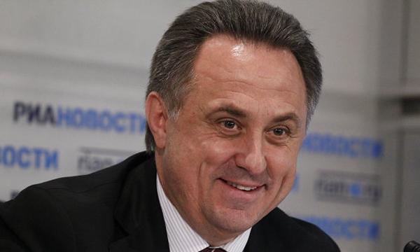 Мутко: Сборная РФ пофутболу поедет натоварищеский матч вТурцию