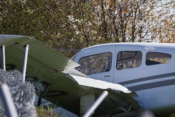 ВАлтайском крае разбился самолёт Ил-103, пилот умер