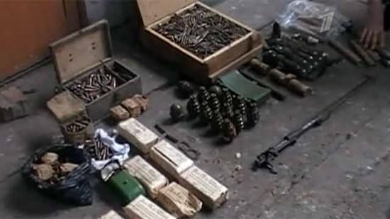 ВТатарстане перекрыт канал поставки оружия ибоеприпасов с государства Украины