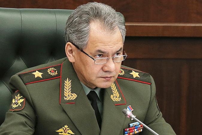 Шойгу объявил онеобходимости создания новых частей военной милиции