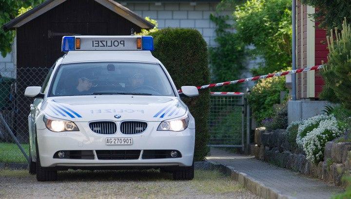 Атаковавший пассажиров поезда мужчина небыл террористом— Швейцарская милиция