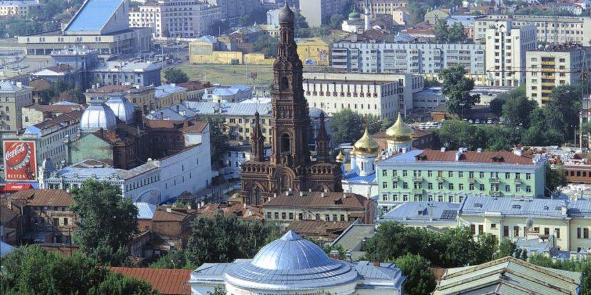 Казань вошла впятерку наилучших русских городов покачеству жизни