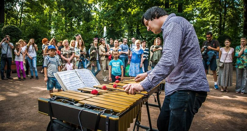 Дни уличных искусств пройдут вчетырех парках Казани