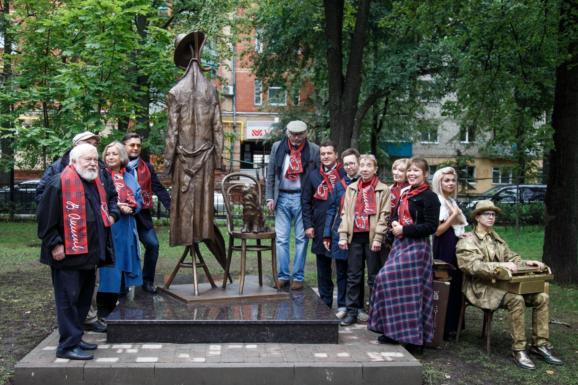 ВКазани прошло открытие «Аксенов-феста»