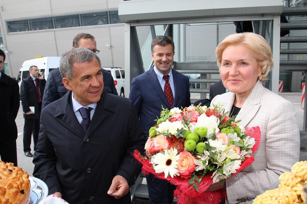 Новый перинатальный центр за1,3 млрд руб. открыт вКазани