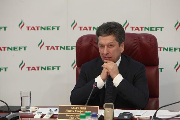 «Татнефть» неотказывается отпланов по закупке «Башнефти»