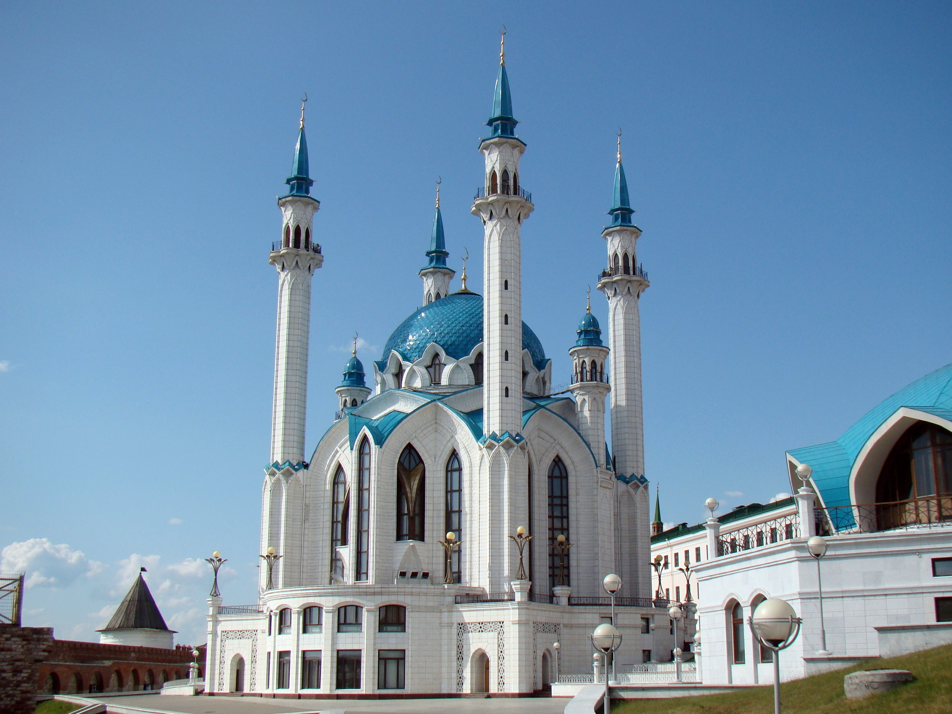 Казань признали туристической столицей Российской Федерации