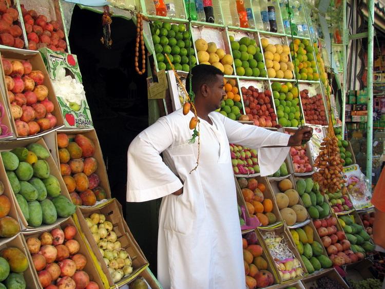 Россельхознадзор позволит ввоз некоторых овощей ифруктов изЕгипта