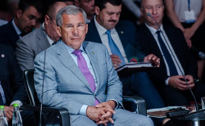 Президент Татарстана отказался отмандата депутата Государственной думы