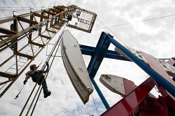 Запасы нефти вСША упали