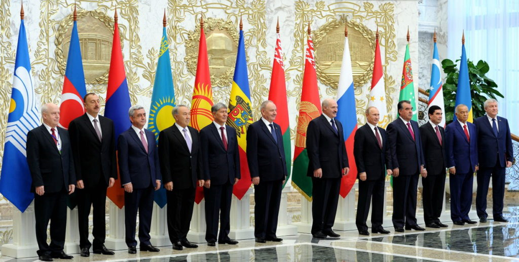 Путин усомнился вправе государства Украины вносить предложения поработе СНГ