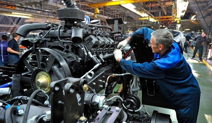 КамАЗ переходит наполную рабочую неделю всвязи сростом продаж фургонов
