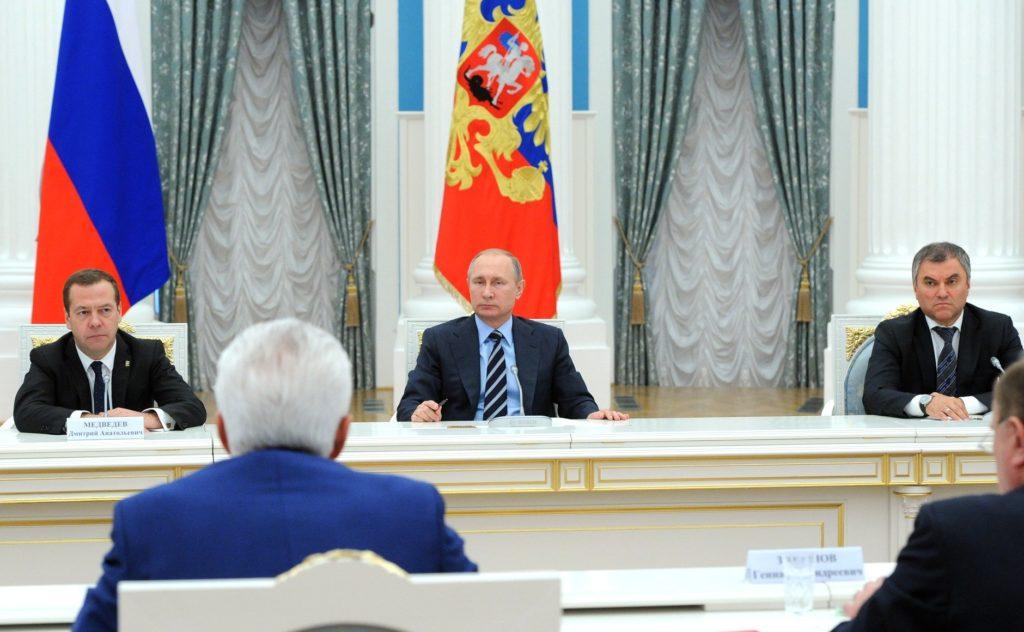Инфляция по результатам года составит приблизительно 5,7% — Путин