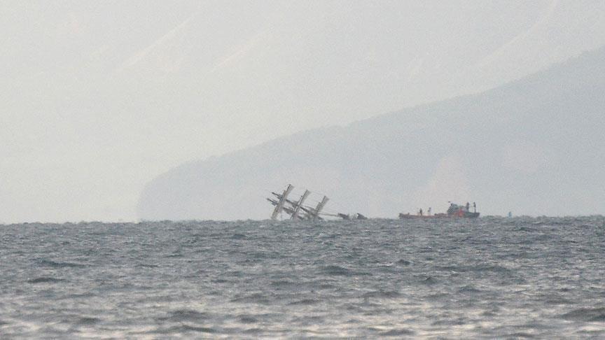 Кораблекрушение туристического судна вСредиземном море