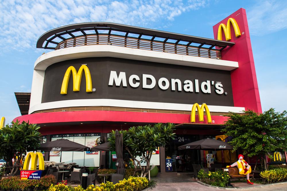 McDonald's могут оштрафовать на500 млн долларов занеуплату налогов