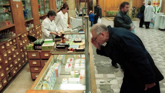 Цены нанекоторые лекарства в Российской Федерации завышены в160 раз— ФАС