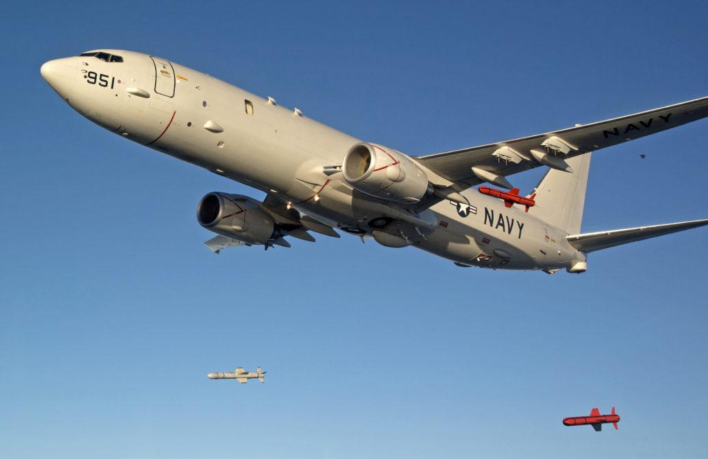 Американские лазутчики снова подлетели к Российской Федерации