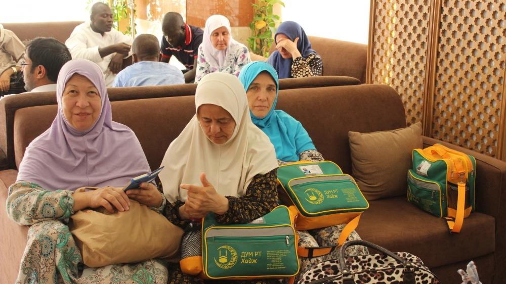 ЦИК РФ организует заблаговременное голосование для участников хаджа