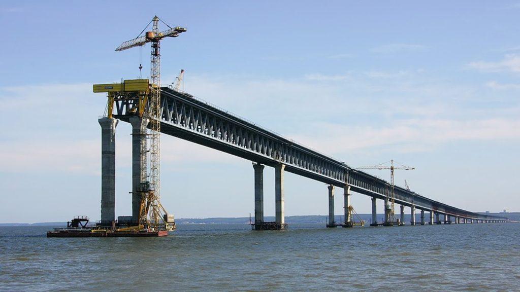 МинкультРФ объявил госзаказ надокументальный фильм остроительстве Крымского моста
