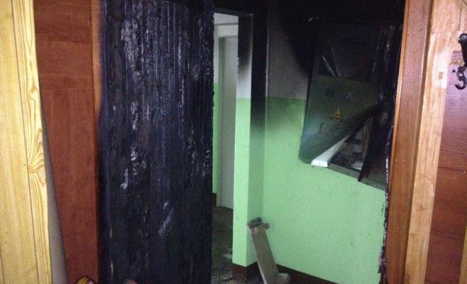 ВКазани загорелась квартира вмногоэтажке