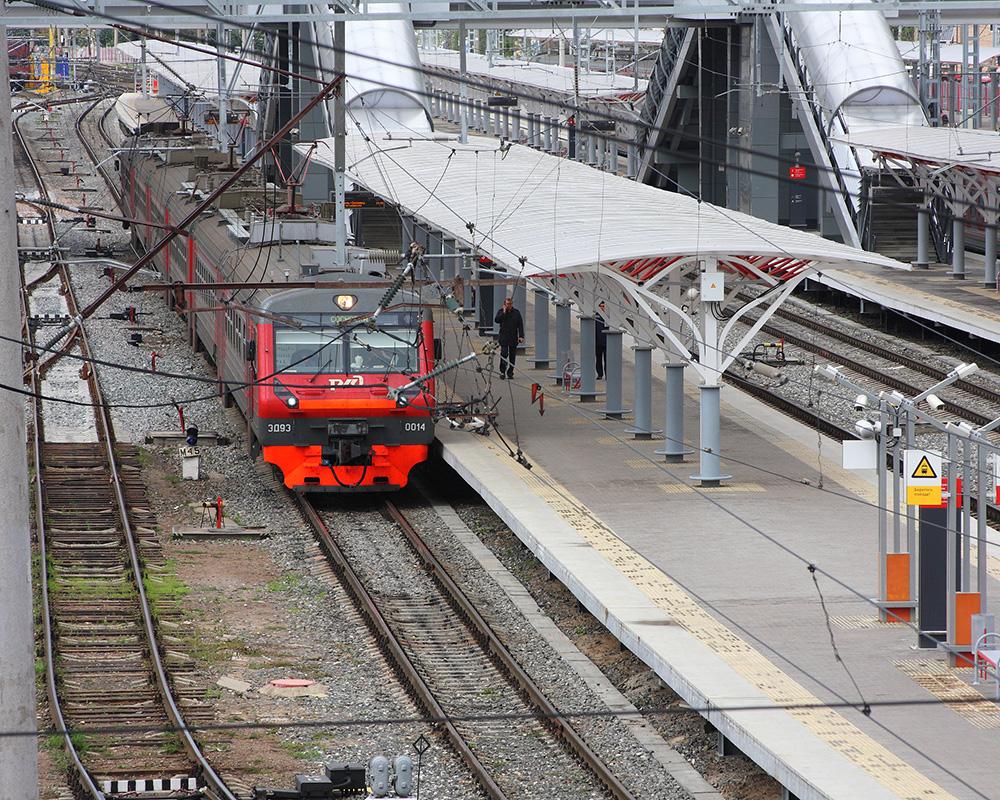 Ссамого начала года пассажиропоток наКалининградской железной дороге вырос на4,6%