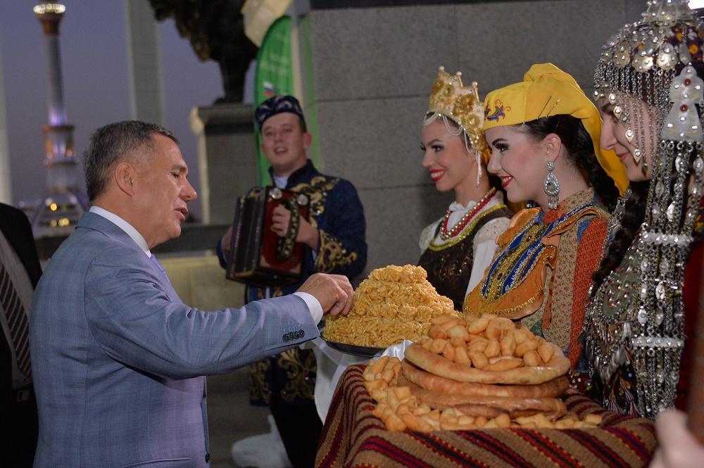 ВАшхабаде сегодня состоится туркмено-татарский бизнес-форум