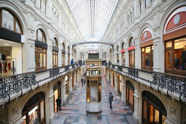 В РФ могут уменьшить время работы торговых центров
