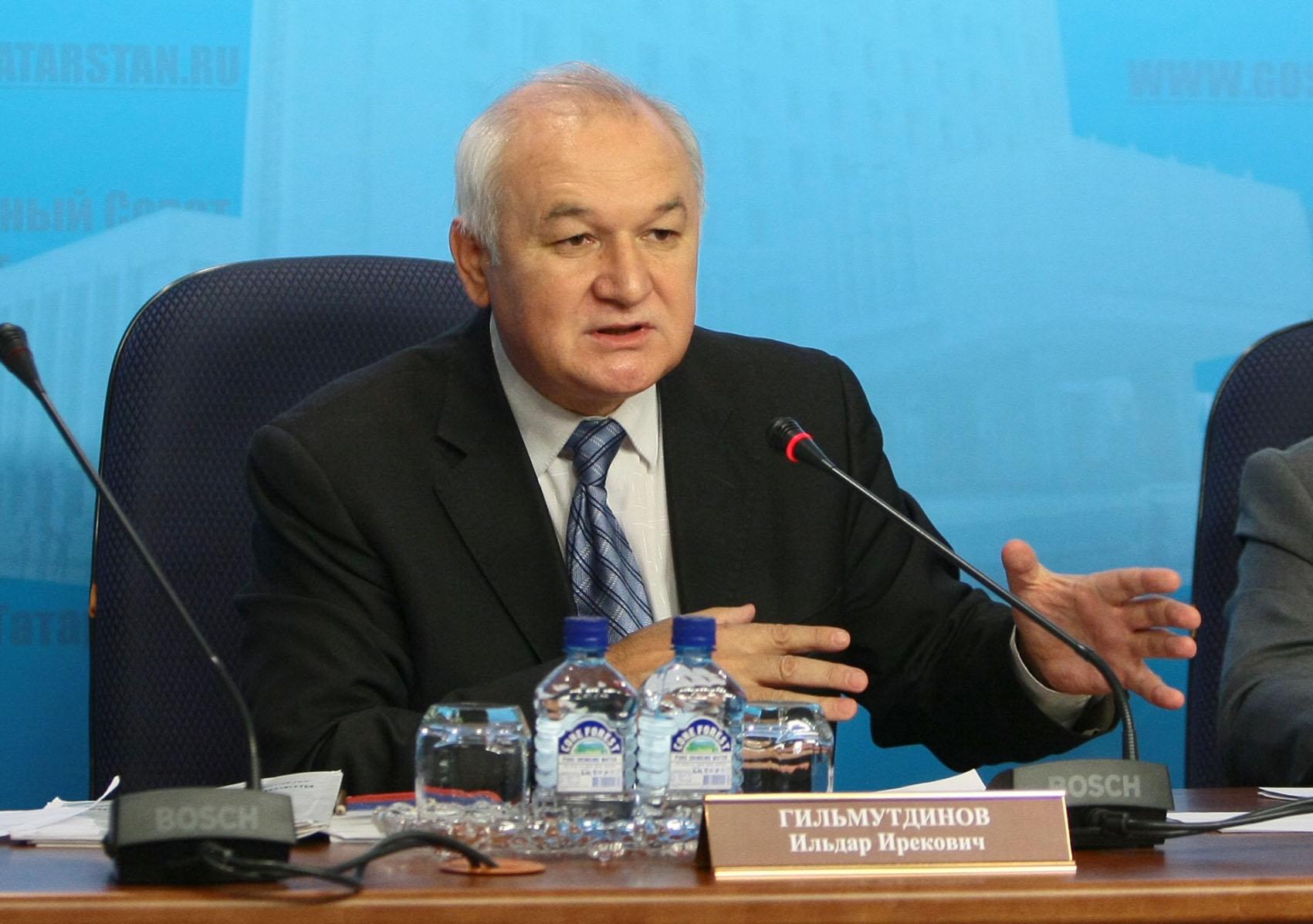 Ильдар Гильмутдинов возглавил Комитет поделам национальностей эксклюзив