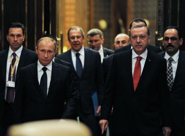 Подписано межправительственное соглашение по«Турецкому потоку» между Россией иТурцией