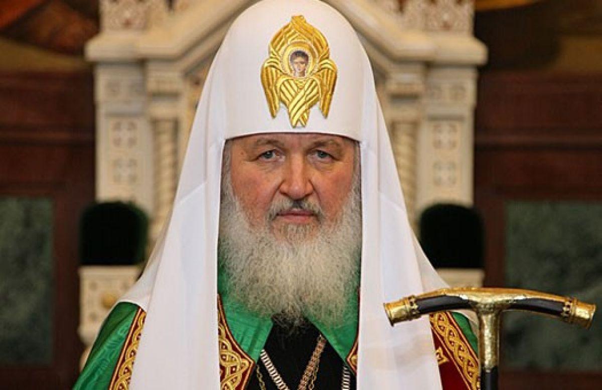 Патриарх Кирилл высказался ороботах-педагогах— господь  сними