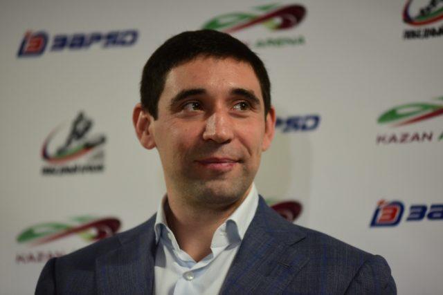 Ильдар Халиков: ВТатарстане появился очередной необычайный спортивный объект