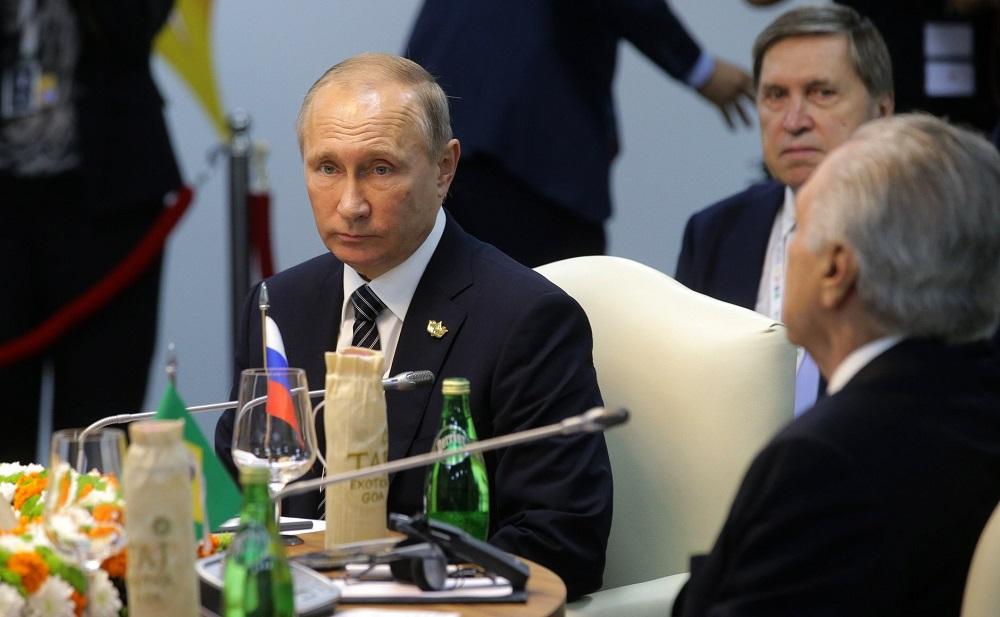 Госдолг США стал угрозой для всей мировой экономики— Путин