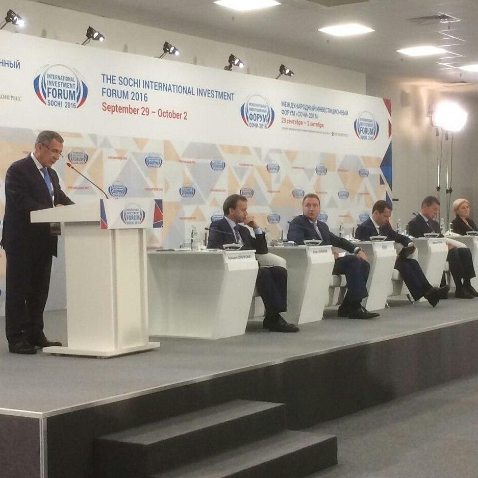 Рустам Минниханов: Технологические революции необходимо готовить сегодня