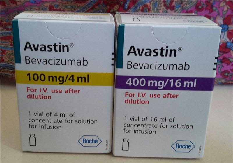 ВРФ закончили реализацию «Авастина» после массовой потери зрения