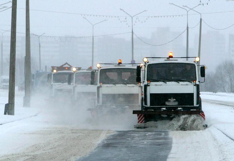Дорожные службы Казани переходят назимний режим работы с15октября